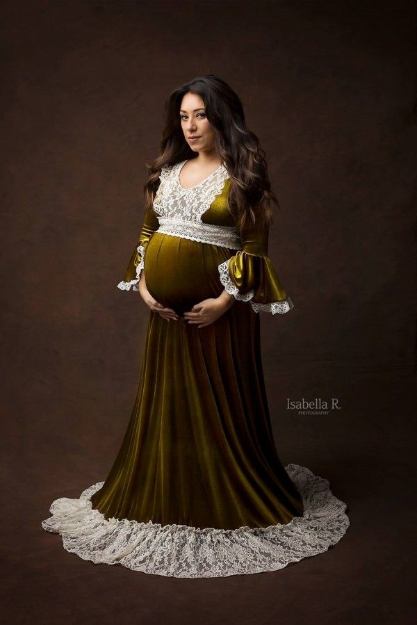 Sarcelles Maternity Dress