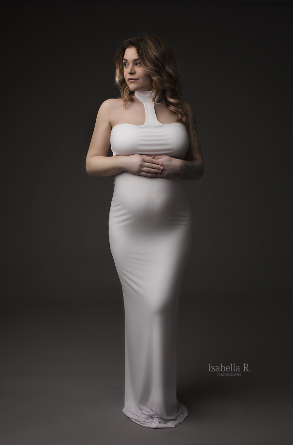 Verbena Maternity Dress