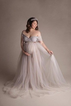 Calendula Maternity Dress