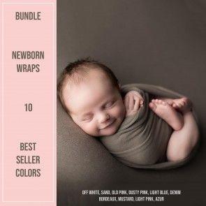 Bestseller Newborn wraps l Bundle