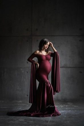 Astratia Maternity Dress