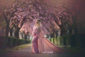 Heather Maternity Gown