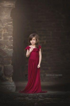 Bergenia Dress Little
