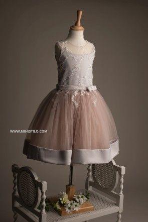 Amourette Dress Little