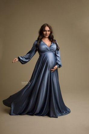 Lupine Maternity Dress