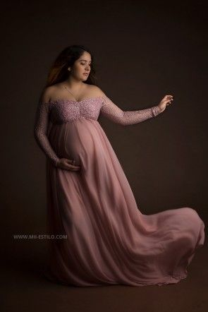Anemone Maternity Dress Deluxe