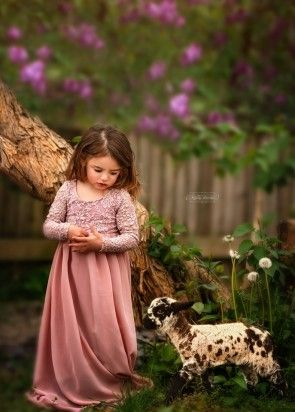 Anemone Dress little Deluxe