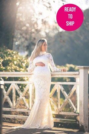 Jasmin Maternity Gown