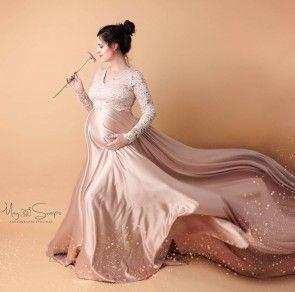 Muscari Maternity Dress