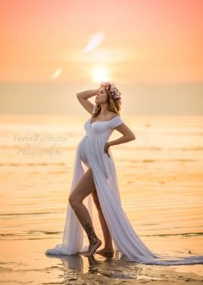 Hyacinth Maternity Dress