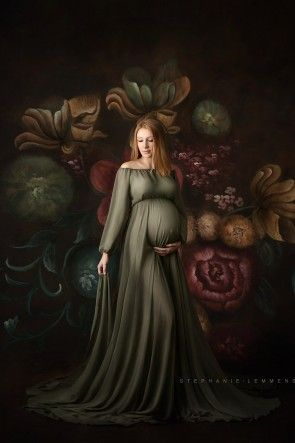 Yoli Maternity Dress