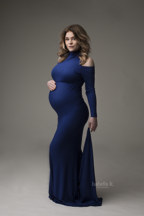 Alyssa Maternity Dress