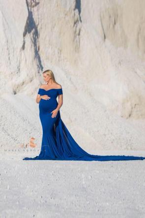 Bardana Maternity Dress