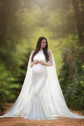 Crisanta Maternity Dress