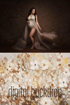 Digital Backdrop Rosalie by Danielle Hagens