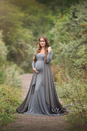 Iris Maternity Dress